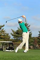 Eastern Michigan University Men's Golf at the 2010 Firestone Golf Invitational @ the Firestone Golf Club. October 12th, 2010