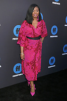 LOS ANGELES - JAN 18:  Rhonesha Byng at the Freeform Summit 2018 at NeueHouse on January 18, 2018 in Los Angeles, CA