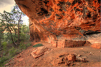 Secret Ruin #2 - Sedona, Arizona. Ancient Sinagua Culture.