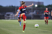 Piscataway, NJ - Saturday July 23, 2016: Alyssa Kleiner during a regular season National Women's Soccer League (NWSL) match between Sky Blue FC and the Washington Spirit at Yurcak Field.