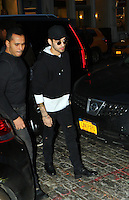 www.acepixs.com<br /> <br /> January 26 2017, New York City<br /> <br /> Musician Zayn Malik signed autographs and posed with fans as he arrived at his East Village apartment on January 26 2017 in New York City<br /> <br /> By Line: Zelig Shaul/ACE Pictures<br /> <br /> <br /> ACE Pictures Inc<br /> Tel: 6467670430<br /> Email: info@acepixs.com<br /> www.acepixs.com