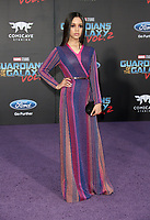 HOLLYWOOD, CA - April 19: Jenna Ortega, At Premiere Of Disney And Marvel's &quot;Guardians Of The Galaxy Vol. 2&quot; At The Dolby Theatre  In California on April 19, 2017. <br /> CAP/MPI/FS<br /> &copy;FS/MPI/Capital Pictures