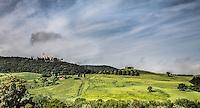 Sant'Anna in Camprena. (Photo by Travel Photographer Matt Considine)