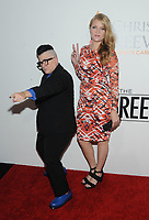 NEW YORK, NY - NOVEMBER 02: Lea DeLaria and Emily Tarver attends the Samsung annual charity gala 2017 at Skylight Clarkson Square on November 2, 2017 in New York City. Credit: John Palmer/MediaPunch /NortePhoto.com