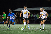 Allston, MA - Saturday Sept. 24, 2016: Abby Erceg during a regular season National Women's Soccer League (NWSL) match between the Boston Breakers and the Western New York Flash at Jordan Field.