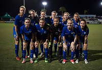 Lakewood Ranch, FL - December 9, 2017: The U20 USWNT defeated Finland, 10-1, during the Nike International Friendlies at Premier Sports Campus.