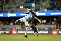 San Jose Earthquakes vs Sporting Kansas City, September 15, 2018