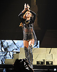 Rihanna performs live during her Diamonds Tour held at The Honda Center in Anaheim, California on April 09,2013                                                                   Copyright 2013 Debbie VanStory / RockinExposures