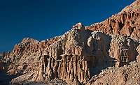 731950032 panaca sandstone hoodoos at sunrise from millers point in cathedral gorge state park nevada united states
