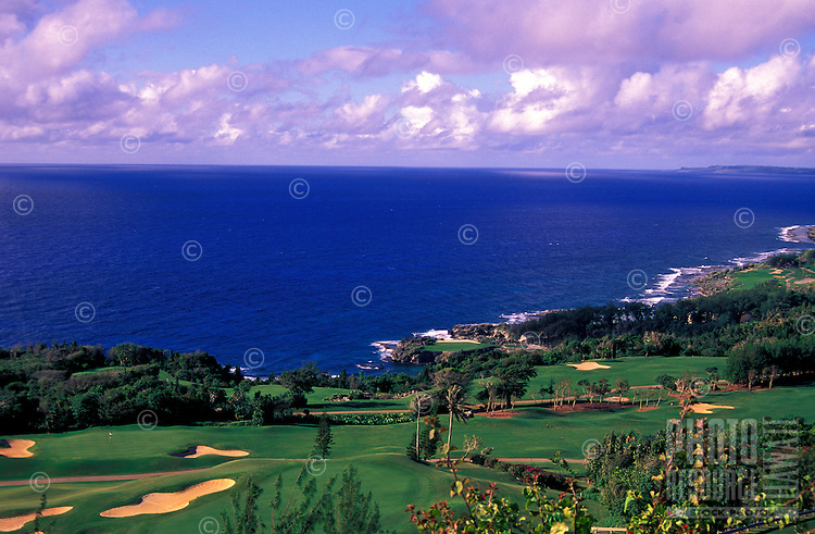 Mangilao Golf Club designed by Nelson & Haworth, Guam
