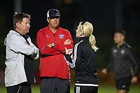 Irvine, CA - July 09, 2019: U.S. Soccer Girls' DA U-16/17 Semifinal FC Dallas vs Lonestar Soccer Club at Great Park.