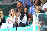 Serena Williams (USA)<br /> Tennis Roland Garros 2017 <br /> Foto Antoine Couvercelle / Panoramic / Insidefoto <br /> ITALY ONLY