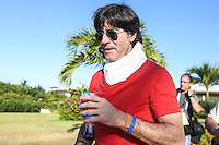 COSTA DO SAUIPE, BA, 05.12.2013 - COPA 2014 - SORTEIO - COLETIVA EMBAIXADORES DA COPA - Joachim Löw treinador da Alemanha e visto um dia antes do sorteio oficial da Copa do Mundo de 2014 na Costa do Sauipe litoral norte da Bahia, nesta quinta-feira, 05. (Foto: William Volcov / Brazil Photo Press).