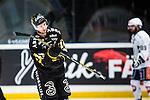 Stockholm 2014-01-18 Ishockey SHL AIK - F&auml;rjestads BK :  <br /> AIK:s Mark Hurtubise deppar <br /> (Foto: Kenta J&ouml;nsson) Nyckelord:  depp besviken besvikelse sorg ledsen deppig nedst&auml;md uppgiven sad disappointment disappointed dejected portr&auml;tt portrait