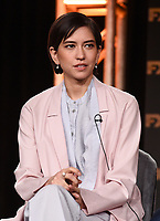 """PASADENA, CA - JANUARY 9: Cast member Sonoya Mizuno attends the panel for """"Devs"""" during the FX Networks presentation at the 2020 TCA Winter Press Tour at the Langham Huntington on January 9, 2020 in Pasadena, California. (Photo by Frank Micelotta/FX Networks/PictureGroup)"""