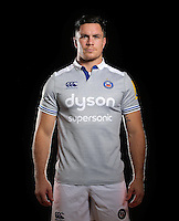 Francois Louw poses for a portrait at a Bath Rugby photocall. Bath Rugby Photocall on November 22, 2016 at Farleigh House in Bath, England. Photo by: Rogan Thomson / JMP / Onside Images