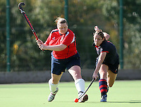 Havering HC Ladies vs Brentwood HC Ladies 2nd XI 18-10-08