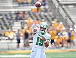 Iowa City, Iowa: University of North Texas Mean Green Football v Iowa Hawkeyes on September 15, 2017 at Kinnick Stadium in Cedar Rapids, Iowa. (Photo Rick Yeatts/Manny Flores)