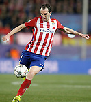 Atletico de Madrid's Diego Godin during UEFA Champions League match. March 15,2016. (ALTERPHOTOS/Acero)