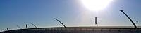 Bridge leading from Paradise Point to Ephraim Island on Queensland's Gold Coast.