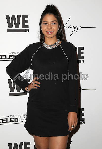 """29 January 2016 - Hollywood, California - Dani Rey. """"Daya"""" By Zendaya Shoe Line Launch Party to be featured on an upcoming episode of WE tv's David Tutera's CELEBrations held at Raleigh Studios. Photo Credit: Parisa Michelle/AdMedia"""