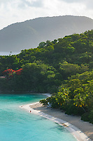 Trunk Bay morning<br />