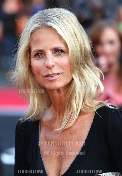 Ulrika Jonsson arriving for the One Direction This is Us World film premiere, London. 20/08/2013 Picture by: Henry Harris / Featureflash
