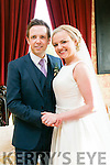 Síle Buckley, daughter of Tom and Mary Buckley, and Simon Murdoch, son of Raymond and Pauline Murdoch were married at the Church of the Immaculate Conception by Fr. Francis Nolan on Saturday 30th April 2016 with a reception at Ballyseede Castle Hotel