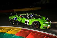 #18 GRT GRASSER RACING TEAM (AUT) LAMBORGHINI HURACAN GT3 EZEQUIEL PEREZ COMPANC (ARG) RAFFAELLE GIAMMARIA (ITA) MARCO MAPELLI (ITA)