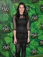 Kat Shoob at the OVO by Cirque du Soleil press night, Royal Albert Hall, Kensington Gore, London, England, UK, on Wednesday 10 January 2018.<br /> CAP/CAN<br /> &copy;CAN/Capital Pictures