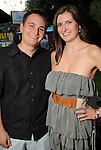 "Scott Ardeel and Emma Duffin at the ""A Night in Havana""  benefit at Concepcion on W. Alabama  Saturday July 21, 2012.(Dave Rossman/For the Chronicle)"