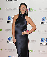 Kirsty Gallacher at the Battersea Dogs &amp; Cats Home Collars &amp; Coats Gala Ball 2018, Battersea Evolution, Battersea Park, London, England, UK, on Thursday 01 November 2018.<br /> CAP/CAN<br /> &copy;CAN/Capital Pictures