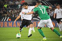 11.10.2013: Deutschland vs. Irland