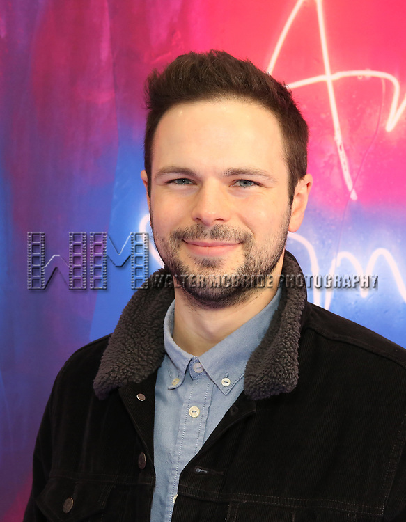 """Jonny Orsini attends the Broadway Opening Night Arrivals for """"Angels In America"""" - Part One and Part Two at the Neil Simon Theatre on March 25, 2018 in New York City."""