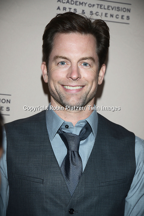 Michael Muhney attends the Academy Of Television Arts & Science Daytime Programming  Peer Group Celebration for the 40th Annual Daytime Emmy Awards Nominees party on June 13, 2013 at the Montage Beverly Hills in Beverly Hills, California.