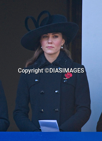 "CATHERINE, DUCHESS OF CAMBRIDGE ATTENDS REMEMBRANCE SERVICE.Kate joined other Royal Ladies for the annual the Remembrance Service at the Cenotaph, London_11th November 2012.Royals present included The Queen, Duke of Edinburgh, Prince William, Kate, Princess Anne, Prince Andrew, Prince Edward, Sophie Wessex, Princess Beatrice, Princess Eugenie and the Duke of Kent..Prince Charles and Camilla were absent as they were on tour in New Zealand, while Prince Harry is serving in Afghanistan..Mandatory credit photo: ©Dias/DIASIMAGES..(Failure to credit will incur a surcharge of 100% of reproduction fees)                ..**ALL FEES PAYABLE TO: ""NEWSPIX INTERNATIONAL""**.IMMEDIATE CONFIRMATION OF USAGE REQUIRED:.DiasImages, .31a Chinnery Hill, Bishop's Stortford, ENGLAND CM23 3PS.Tel:+441279 324672  ; Fax: +441279656877.Mobile:  07775681153.e-mail: info@newspixinternational.co.uk"