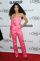 BROOKLYN, NY - NOVEMBER 13: Zendaya  at Glamour's 2017 Women Of The Year Awards at the Kings Theater in Brooklyn, New York City on November 13, 2017. Credit: John Palmer/MediaPunch