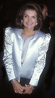 Jackie Onassis 1980&rsquo;s<br /> Photo By John Barrett/PHOTOlink.net / MediaPunch