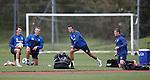 Darren Cole back in light training