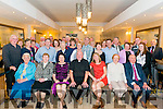 Fr Kevin McNamara celebrated his 60th birthday surrounded by friends and family in the Oaks hotel, Killarney last Saturday night.