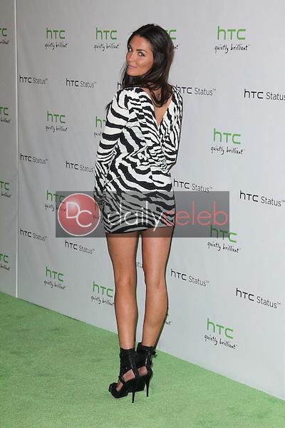 Taylor Cole<br /> at the HTC Status Social, Paramount Studios, Hollywood, CA. 07-19-11<br /> David Edwards/DailyCeleb.com 818-249-4998