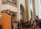 degree ceremony, University of Surrey.