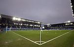 General view of the main 3 tier stand at Goodison Park - Barclays Premier League - Everton vs Liverpool - Goodison Park Stadium  - Liverpool - England - 7th February 2015 - Picture Simon Bellis/Sportimage