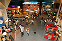 "KIDZANIA TOKYO, ""Edutainment City"",.view of the many work places in the city.."