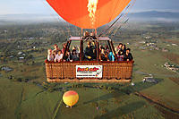 11 October 2017 - Hot Air Balloon Gold Coast and Brisbane
