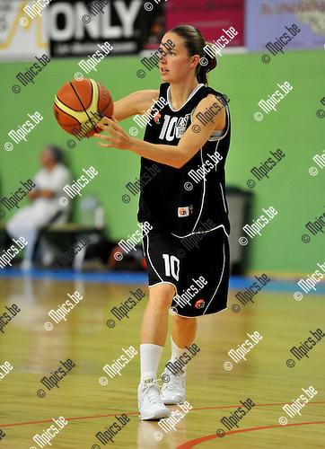 2010-09-08 / Basketbal / Seizoen 2010-2011 / Dames Sint-Katelijne-Waver / Daphne Van Dessel..Foto: Mpics