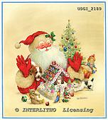 GIORDANO, CHRISTMAS SANTA, SNOWMAN, WEIHNACHTSMÄNNER, SCHNEEMÄNNER, PAPÁ NOEL, MUÑECOS DE NIEVE, paintings+++++,USGI2189,#X#