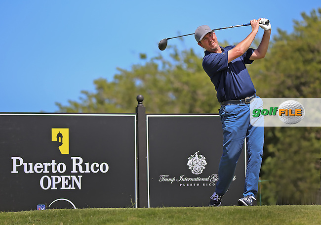 04 MAR 15 Paul Stankowski during the First Round of The Puerto Rico Open at The Trump International Golf Club in Rio Grande,  Puerto Rico  (photo credit : kenneth e. dennis/kendennisphoto.com)