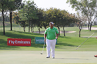 Kiradech Aphibarnrat (THA) on the 17th during Round 4 of the 2013 Avantha Masters, Jaypee Greens Golf Club, Greater Noida, Delhi, 17/3/13..(Photo Jenny Matthews/www.golffile.ie)