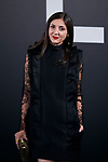 Espido Freire attends to Yves Saint Laurent 'Libre' presentation at Real Fabrica de Tapices in Madrid, Spain. September 30, 2019. September 30, 2019. (ALTERPHOTOS/A. Perez Meca)